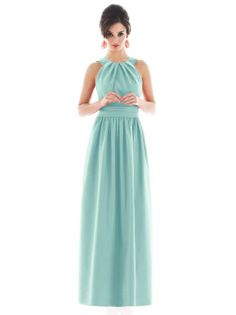 Alfred Sung Style D493 in Seaside, Charm, or Jubilee, http://www.dessy.com/dresses/bridesmaid/d493/?color=pistachio&colorid=396#.UuBBCvIo7rc
