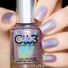Color Club What's Your Sign Nail Polish (2015 Halo Hues Collection) | Live Love Polish