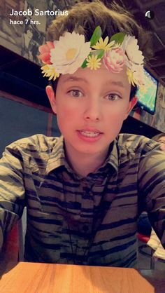 He looks so cute❤ Crown Pictures, Love Pictures, Cameron Boyce, Cameron Dallas, Brandon Rowland, Jacob Satorius, Musically Star, Lilly Singh, Edgy Hair