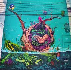 by Areúz + Ivan Franco + Sens + Himed&Reyben - Queretaro, Mexico - 2014
