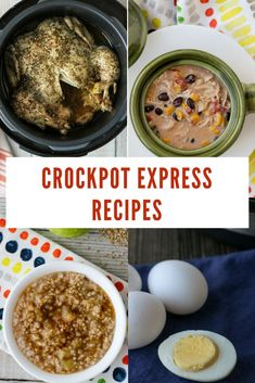 Simple Crockpot Expr