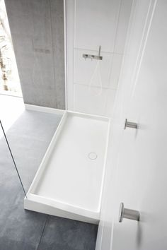 Shower stall from Corian