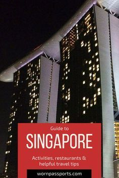 Solo Female Traveler's guide to visit Singapore: Sample itinerary, advice, and recommendations from real travelers. Visit The Shoppes, Gardens by the Bay, Singapore Botanic Gardens, Chinatown Complex Food Centre & learn where to have the best dim sum & Indian food. | wornpassports.com