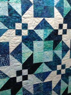 Check Out The Stars pattern at Quilt Moments