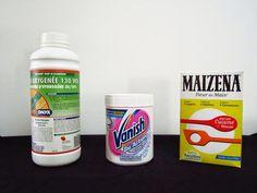Retrobright : ingrédients recette