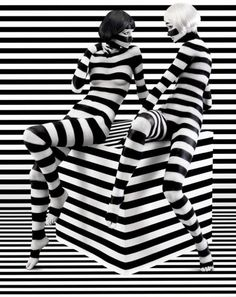 Op art design