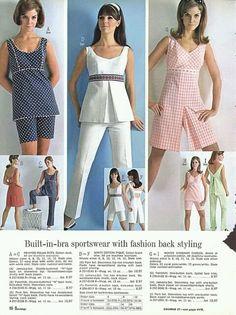 Seventies Fashion, 60s And 70s Fashion, 60 Fashion, Retro Fashion, Vintage Fashion, Fashion Outfits, Gothic Fashion, Modern Outfits, Retro Outfits