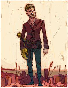 Jaime Lannister by Michael Firman