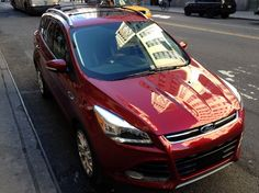 2013 Ford Escape Can Park Itself, Unlock, Open the Hatch : I used to think hands-free driving meant you keep your hands off your smartphone when hitting the open road. A brief spin in Ford's new 2013 Ford Escape, however, taught me that sometimes it can also mean you don't need to put your hands on the wheel, the door handle or a latch.    The new Escape, which is arriving at auto dealers in a couple of months ($31K for the fully-loaded model), is one advanced vehicle.