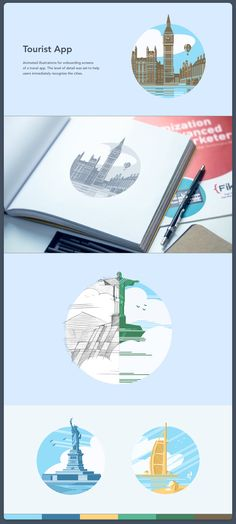 Brand Illustrations on Behance