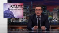 Last Week Tonight with John Oliver: State Legislatures and ALEC Some have already won because we let them run unopposed. Shame on us.