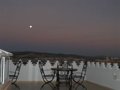 View from our riad terrace | Tangier