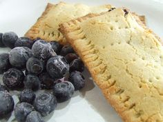 Grain Free Pop Tarts / Best crust recipe - I use it for pies more than poptarts. :D