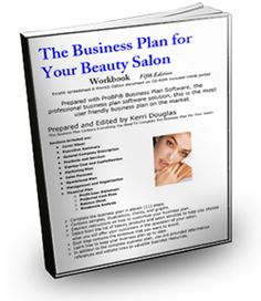 Cosmetology business plan