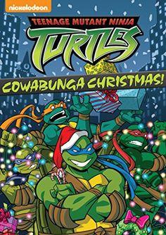 Teenage Mutant Ninja Turtles (2003): Cowabunga Christmas!