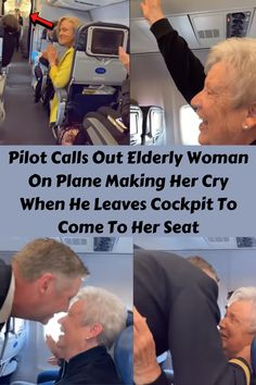 """We've all been on a plane when the pilot announces a """"special passenger"""" on board, but it's usually always the case that the pilot's either referring to someone celebrating a birthday or a frequent flyer member."""