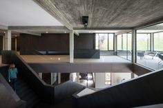 Gallery - AGO Office HQ / Steven Vandenborre architects - 18
