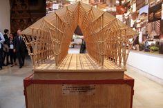 Simón Vélez en la Bienal de Venecia 2016: 'El bambú no es un material para pobres o ricos, es para seres humanos',Cortesía de Simón Vélez