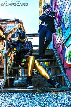 Daft Punk Cosplay
