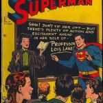Superman #64 Front Cover