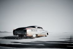 Photos by Christopher Wilson of a campaign documenting the Speed Week at the Bonneville Salt Flats in Utah. Christopher Wilson is a San Francisco, Californ Utah, Christopher Wilson, Bonneville, Cafe Racer Magazine, American Auto, Automotive Photography, Vintage Race Car, Kustom, Vintage Movies
