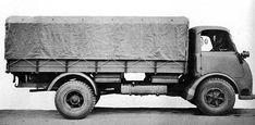 "Engines of the Wehrmacht - ""Alfa Romeo 800"", 6.5-ton, 4x2, Heavy Truck"
