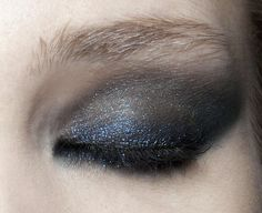 Use the idea of the shape that the makeup is placed on and use different colors.
