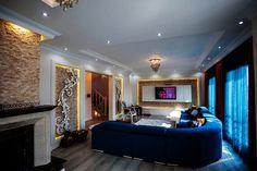 Villa Dekorasyon Örnekleri, Villa salon Odası | Villa Dekorasyonları ...