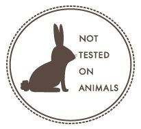 This is Li'l Sis Goat Milk Soap private logo to assure all our customers that our products are absolutely Not Tested On Animals !