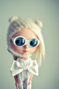 Now you see me... Blythe ♡
