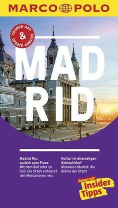 Madrid MARCO POLO Reiseführer