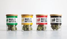 Marley Natural cannabis and infused oils are available only in California, for now.