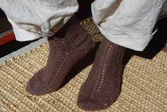 uhoava gnu: Katla -sukat / Katla Socks