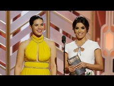 America Ferrera and Eva Longoria: Stop Mistaking Latina Actresses For Each Other - YouTube