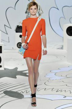 See the complete Diane von Furstenberg Resort 2012 collection.
