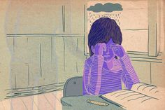"""""""Grief In The Classroom: 'Saying Nothing Says A Lot'"""" by Elissa Nadworny. A new resource for educators offers insights and guidance to support students dealing with the loss of a loved one. Mental Health In Schools, Losing A Parent, Grief Counseling, Elementary Counseling, Child Life Specialist, Dealing With Grief, Grief Support, School Social Work, Grief Loss"""