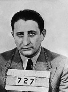 A very young and cunning Carlo 'Don Carlo' Gambino crime family patriarch