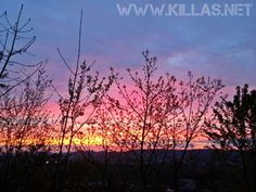 #Sonnenuntergang #Iserlohn #Stadtwald