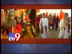 Swami Nithyananda visits Maha Kumbh Mela
