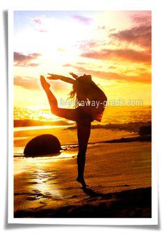 Senior portraits - girl - dance - beach - sunset - #breakaway (14Fb)