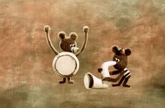 "Bretislav Pojar, ""Potkali se u Kolina"", ""Hey mister, let's play!"" Czechoslovak animated series created by Bretislav Pojar. Lets Play, Animation Series, Profile Pictures, Let It Be, Cartoon, Drawings, Illustration, Photography, Image"