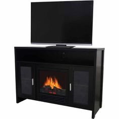 Better Homes and Gardens Ashwood Road Media Fireplace for TVs up ...