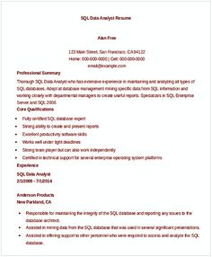 Administrator Resume Sample Brilliant System Administrator Resume Sample  Database Management Resume .