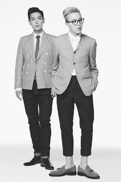 gdragonswag: GTOP pictures that make me melt down. Vip Bigbang, Daesung, Gd & Top, Top Top, Otp, Top Choi Seung Hyun, G Dragon Top, Cn Blue, How To Speak Korean