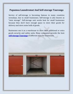 If you want a solution for short term self-storage in Tauranga Cubeit helps you with a range of personal or company needs for storage. Self Storage Units, Storage Spaces, Storage For Rent, The Tenant, Packaging Supplies, Other Space, The Unit, Range, Home