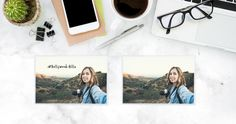 Flat Lay! Tips and Tricks – How to add captions to your photo prints