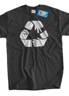 Rock Beats Scissors Beats Paper Beats Screen Printed T-Shirt