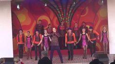 AIDAstella: Beat Club auf der Pooldeckbühne costume design dirk zilken dzd for AIDA
