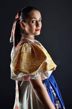 Slovenský folklor Snow White, Clothes, Dresses, Fashion, Outfits, Vestidos, Moda, Clothing, Fashion Styles