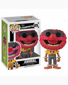 Toy Art Pop! - Animal | The Muppets